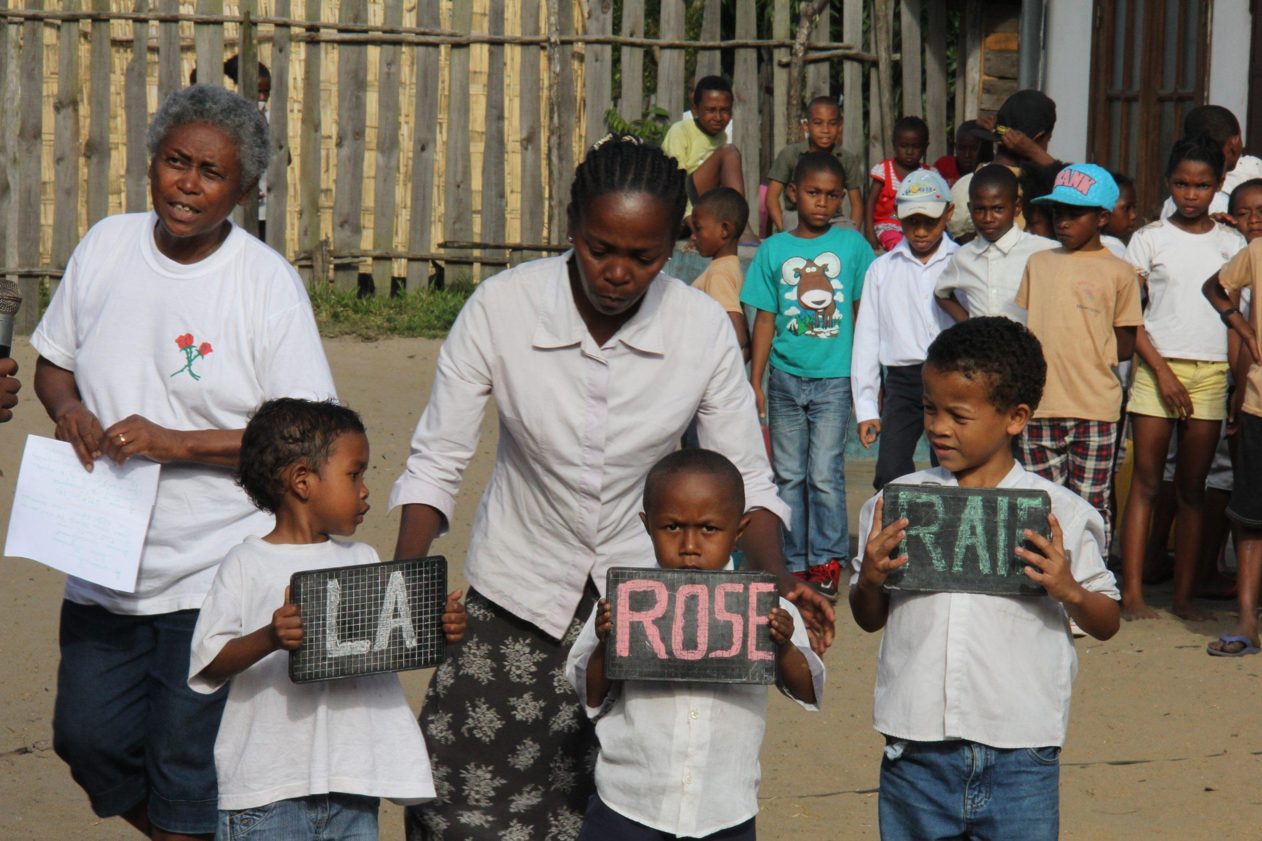 École de la Roseraie (Tamatave)