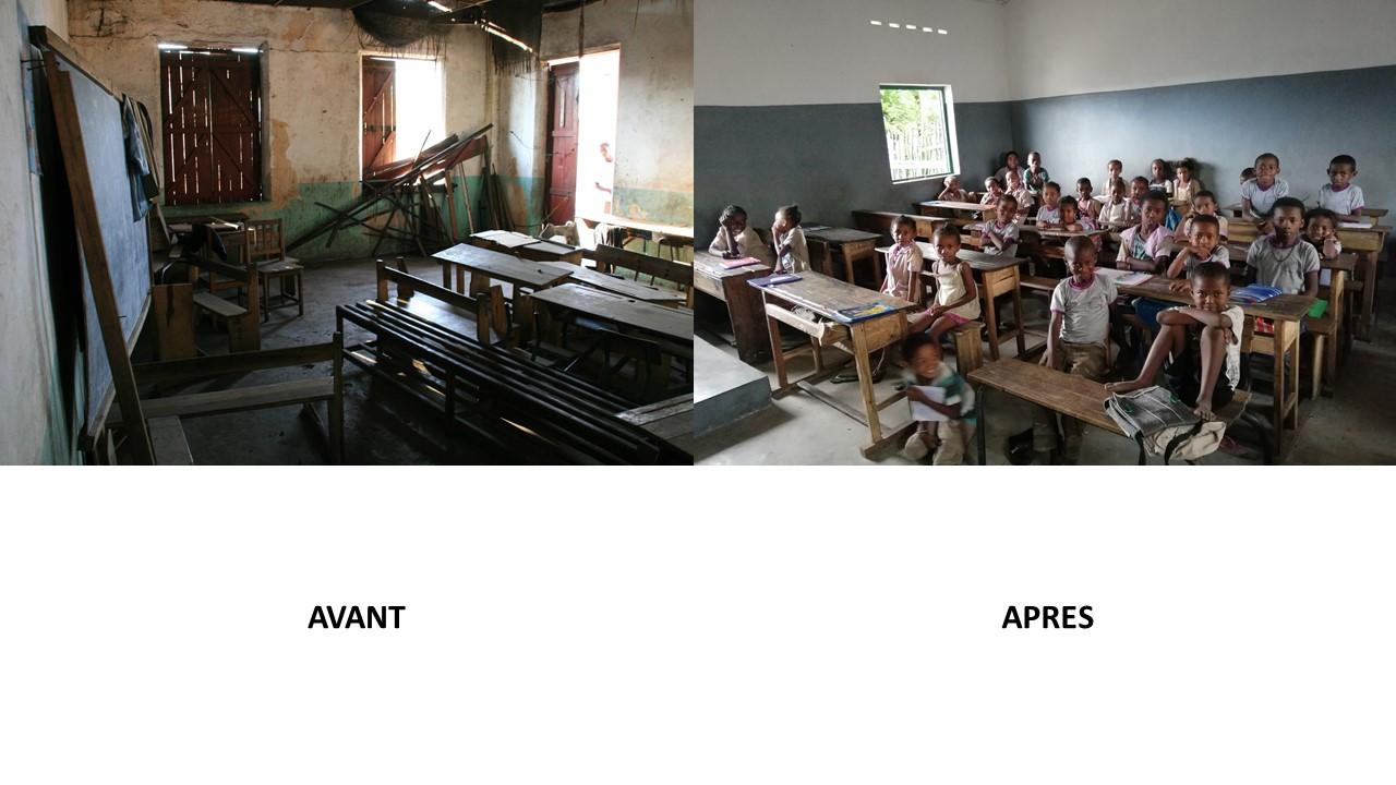 École de Tanambao