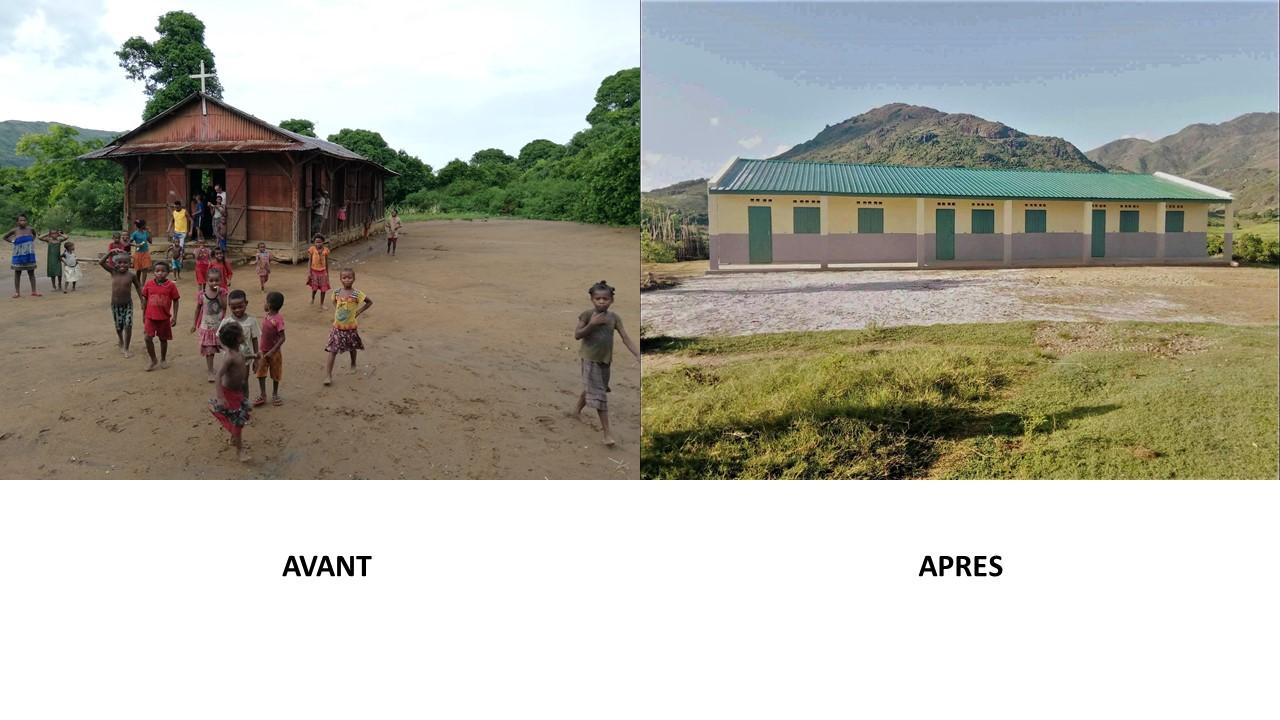 École de Vohibandrika