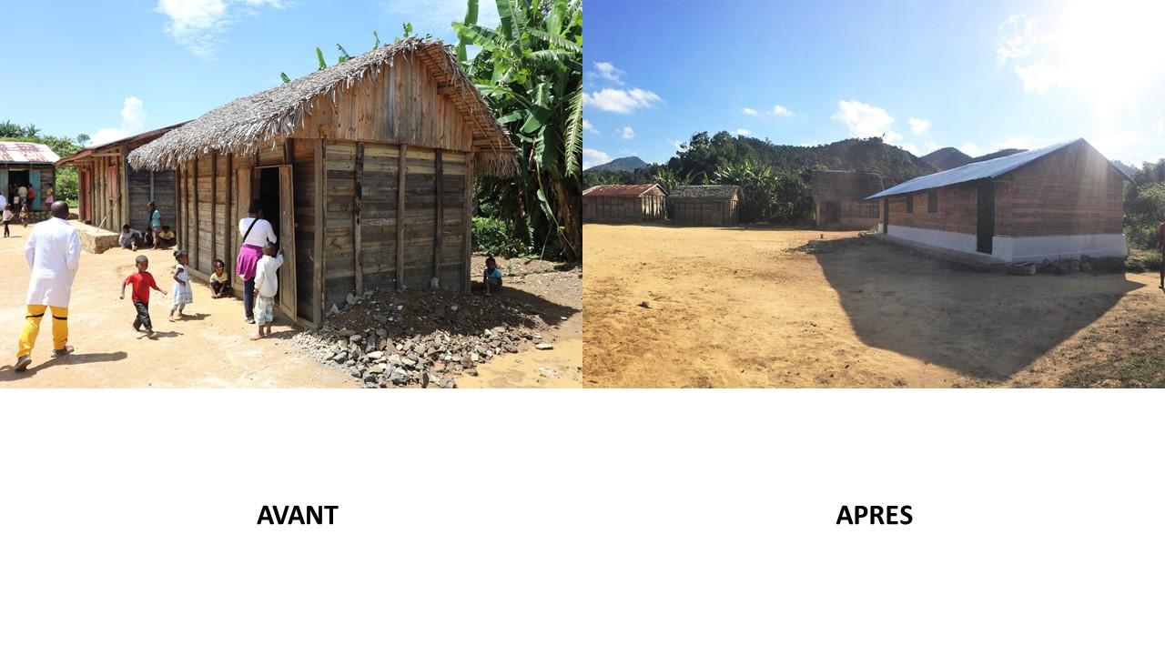 École d'Ambavaniasy